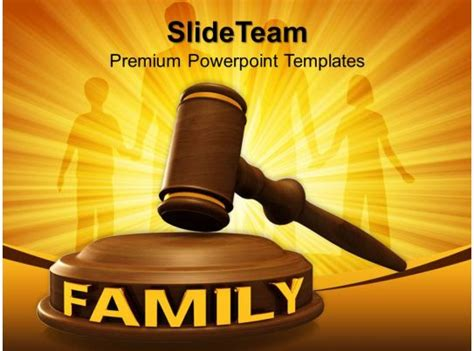 business  strategy powerpoint templates family law