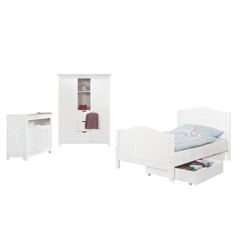 console chambre a coucher pinolino chambre bebe complete natura avec armoire prix