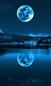 Giant Moon Rise Smartphone Wallpapers HD ⋆ GetPhotos