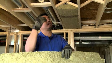 How To Soundproof Ceilings Between Floors Youtube