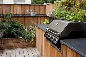 Bois Pour Terrasse Extérieure : cuisine ext rieure meuble rangement terrasse pinterest ~ Dailycaller-alerts.com Idées de Décoration