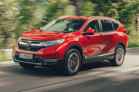 Honda Cr V Reviews by Honda Cr V 2018 Review Autocar
