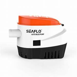 Seaflo 12v Auto Bilge Pump