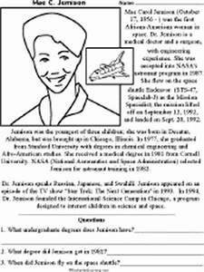 Mae Jemison: Astronaut - EnchantedLearning.com