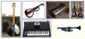 Intrumentos De Musica: Instrumentos Elèctricos