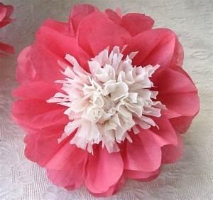 Papierblumen Aus Servietten : blumen selber basteln 55 ideen f r kinder und erwachsene die gern basteln bastelideen ~ Yasmunasinghe.com Haus und Dekorationen