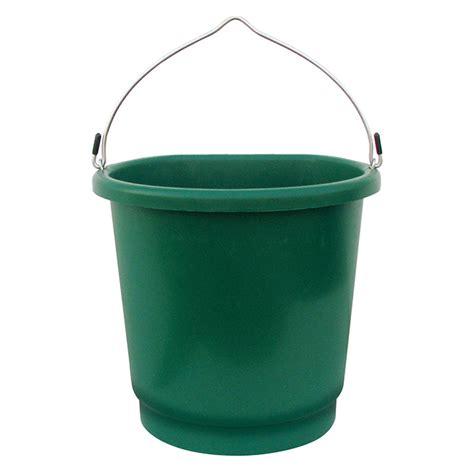 seau chauffant en plastique dos plat  gallons   rona