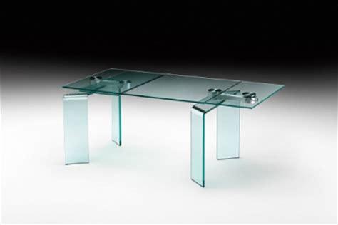 tavolo cristallo calligaris tavoli allungabili modelli in cristallo e in legno