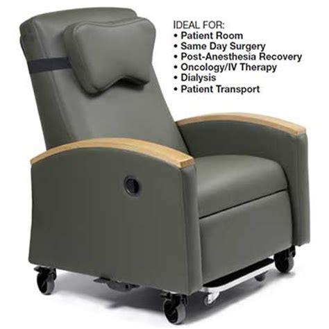 lumex fr597 ortho biotic recliner geri chair