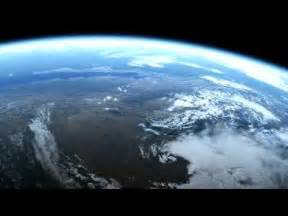 Close View Earth From Space HD
