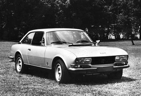 amazing peugeot coupe peugeot 504 coupe 1973 cose interessanti