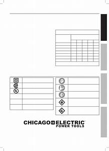 Page 7 Of Chicago Electric Saw 65570 User Guide