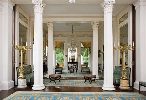Antebellum Interiors With Southern Charm
