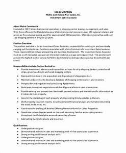 Cashier Job Description Sample Sample Sales Associate Job Description 9 Examples In