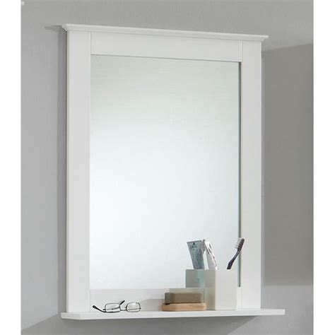 White Framed Mirror For Bathroom by 81 Best Images About Bathroom Mirror With Shelf Ideas On