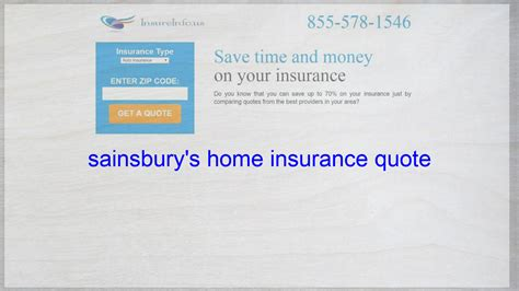 sainsburys home insurance quote life insurance quotes