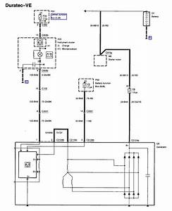 2001 Cougar Wiring Diagram