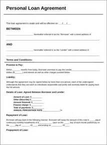 free business resume builder loan contract template for excel pdf and word