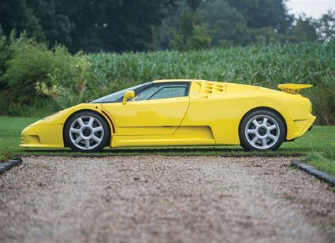 Despite needing five new turbos during the race, the eb110 ran as high as sixth overall. Bugatti EB110 Super Sport to be Auctioned at RM Sotheby's in London - GTspirit