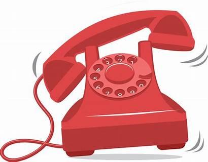 Ringing Phone Vector Premium