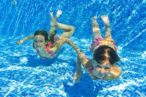 Ideas For Swimming Pool Games
