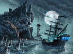 Imagenes De Barcos Piratas Antiguos by Barcos Piratas Fantasmas Buscar Con Google Barcos
