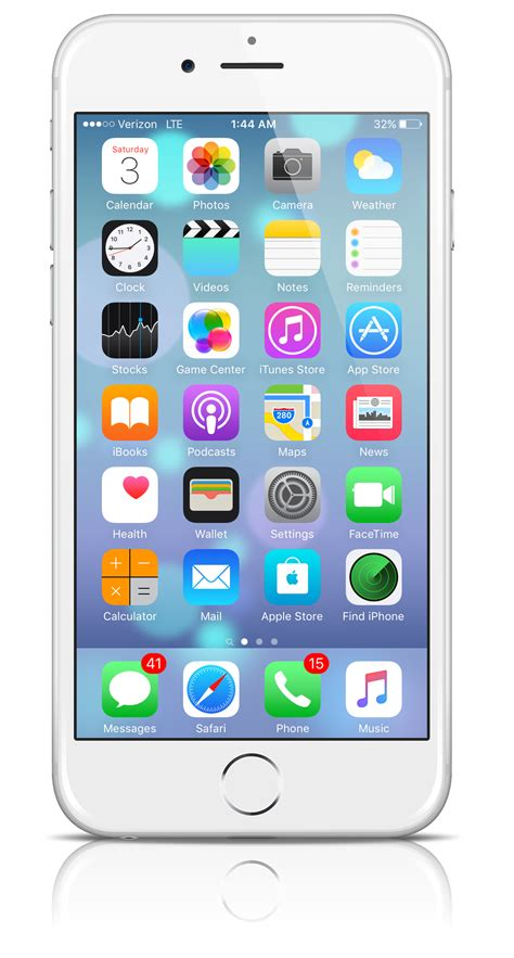 iphone screen post your iphone 6s 6s plus home screen macrumors forums
