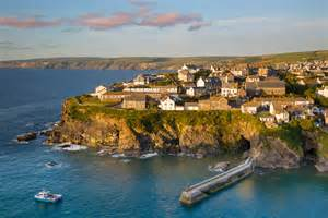 Port Isaac Cornwall England UK