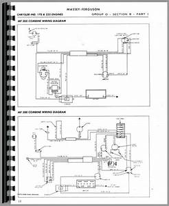 Massey Harris All Continental Gf193 Service Manual