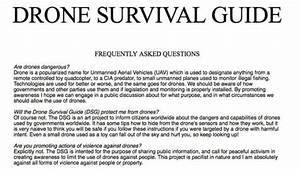 Drone Survival Guide Helps You Identify Most Drones In The ...