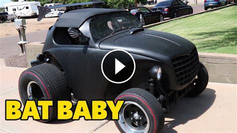 Convertible Volkswagen Beetle Custom Built by a 84-Years ...