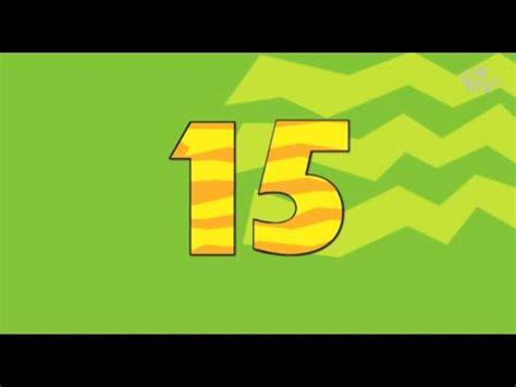 UČIM BROJEVE S HLAPIĆEM - 15 - YouTube
