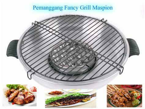 Harga Panci Bakar Maspion jual alat bakar pemanggang fancy grill maspion di lapak