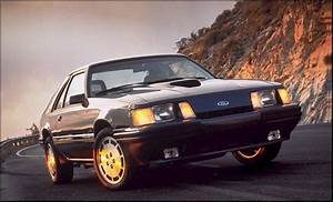 Timeline: 1984 Mustang - The Mustang Source