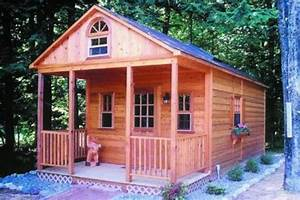 Prefab Small Cabins Cottages For The Backyard — Prefab