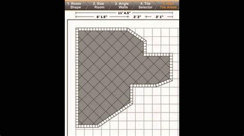 how many tiles needed calculator tile design ideas