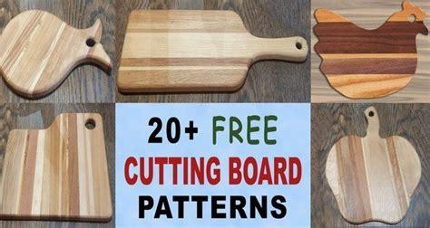 cutting boards designs diy wood chopping board