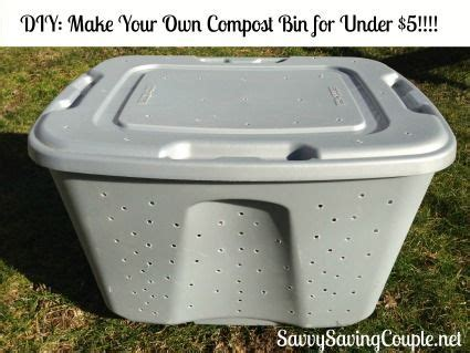 how to make your own compost how to make your own compost bin for under five dollars super easy diy frugal