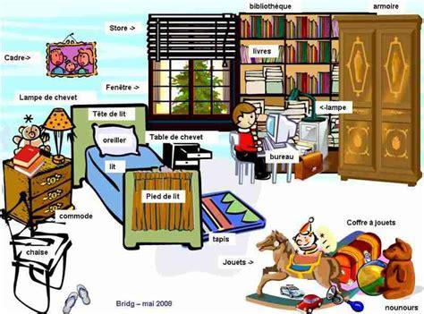 ma chambre a coucher vocabulaire ma chambre 2