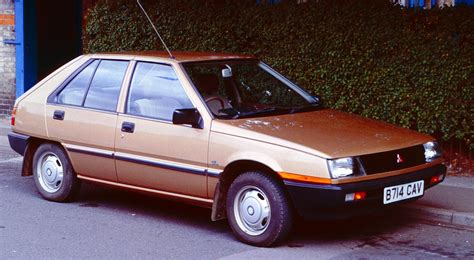 how cars run 1984 mitsubishi galant regenerative braking mitsubishi colt starion turbo 1985