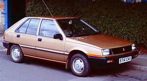 Mitsubishi Colt Starion Turbo (1985)