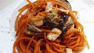 Primi piatti nichel free: spaghetti al pesce spada e melanzane DeAbyDay tv