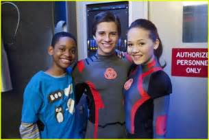 Lab Rats Chase