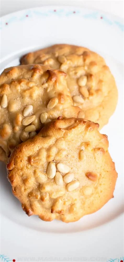 75 christmas cookies recipes that you must try making this holiday season, and beyond! Pignoli Cookies Recipe are Italian Christmas cookies. The cookies are large, soft and moist ...