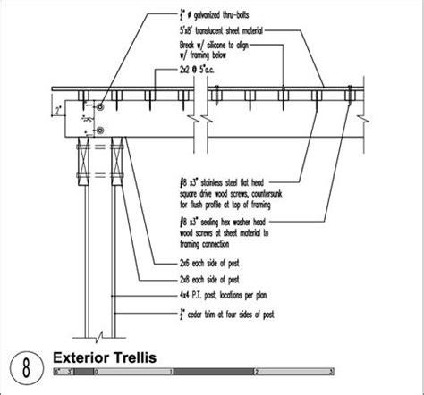 guide  architectural trellis design build blog
