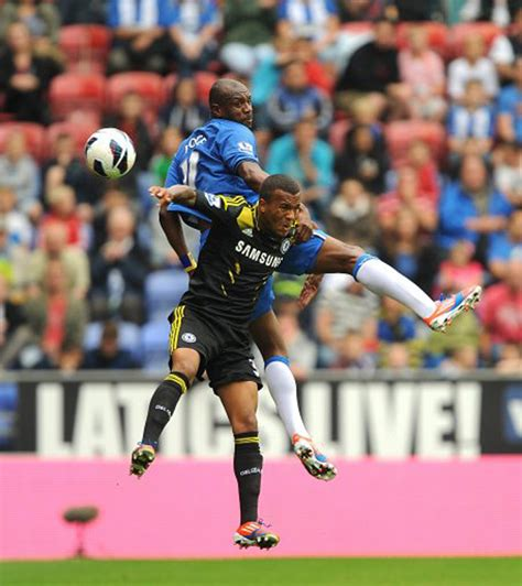 Soccer – Barclays Premier League – Wigan Athletic v ...
