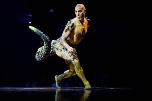 makeup artist on island amaluna with cirque du soleil 39 s rowenna dunn
