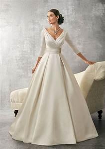 Robe Simple Mariage : robe de mariage simple model de robe de mariage reves de princesse ~ Preciouscoupons.com Idées de Décoration