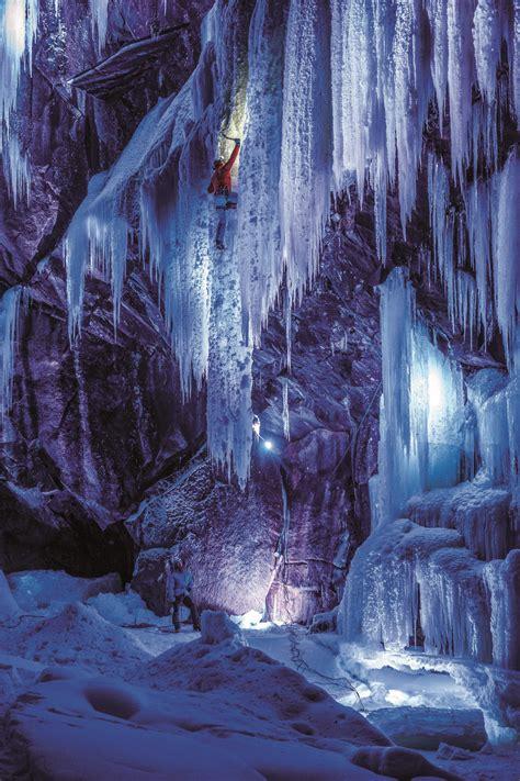 Photos Amazing Ice Climbing Norway History