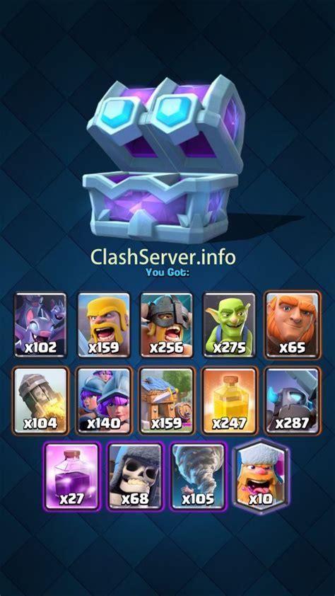 COL-Clash-Royale-Private-Server-2019 - Clash Server